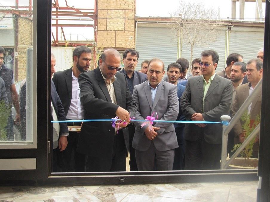 افتتاح دومین کتابخانه عمومی خیری شهرستان خدابنده